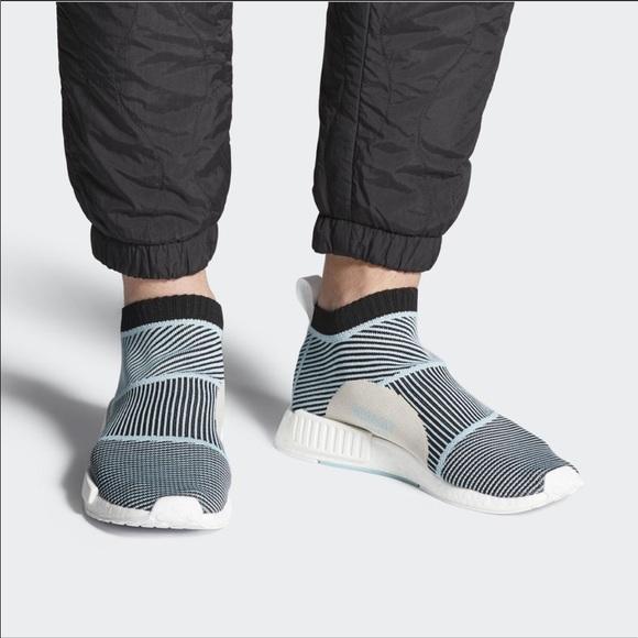 Adidas NMD CS1 Parley Primeknit Sneakers